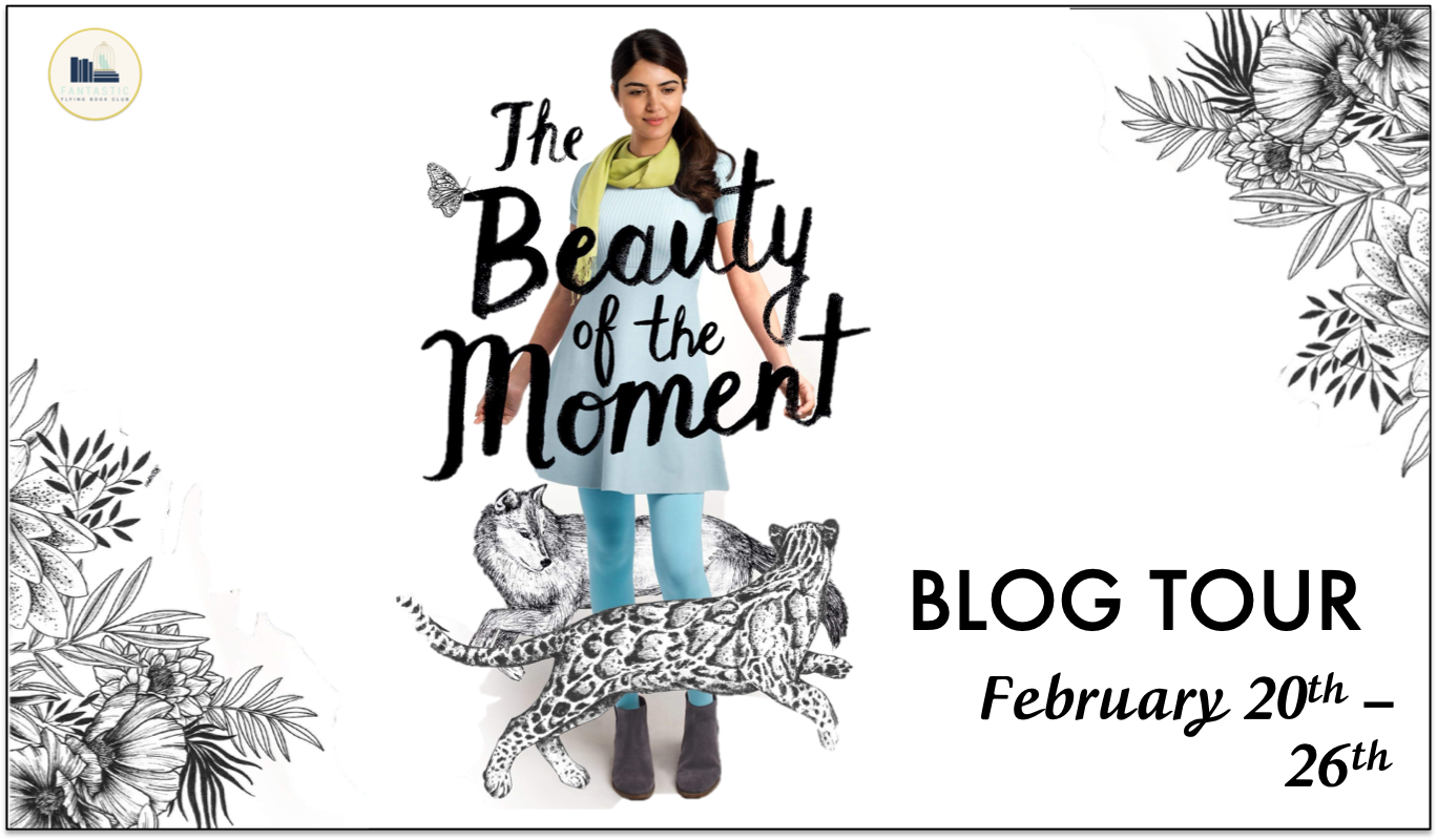Blog Tour Interview: The Beauty of the Moment by Tanaz Bhathena