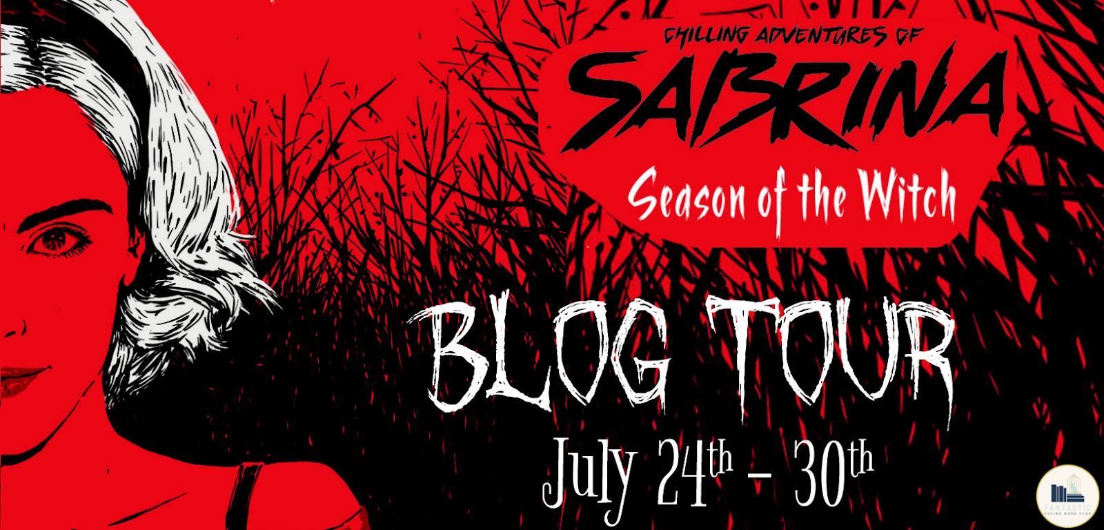 Blog Tour & Feature: Sabrina Season of the Witch by Sarah Rees Brennan
