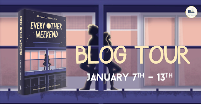 Blog Tour Review: Every Other Weekend by Abigail Johnson
