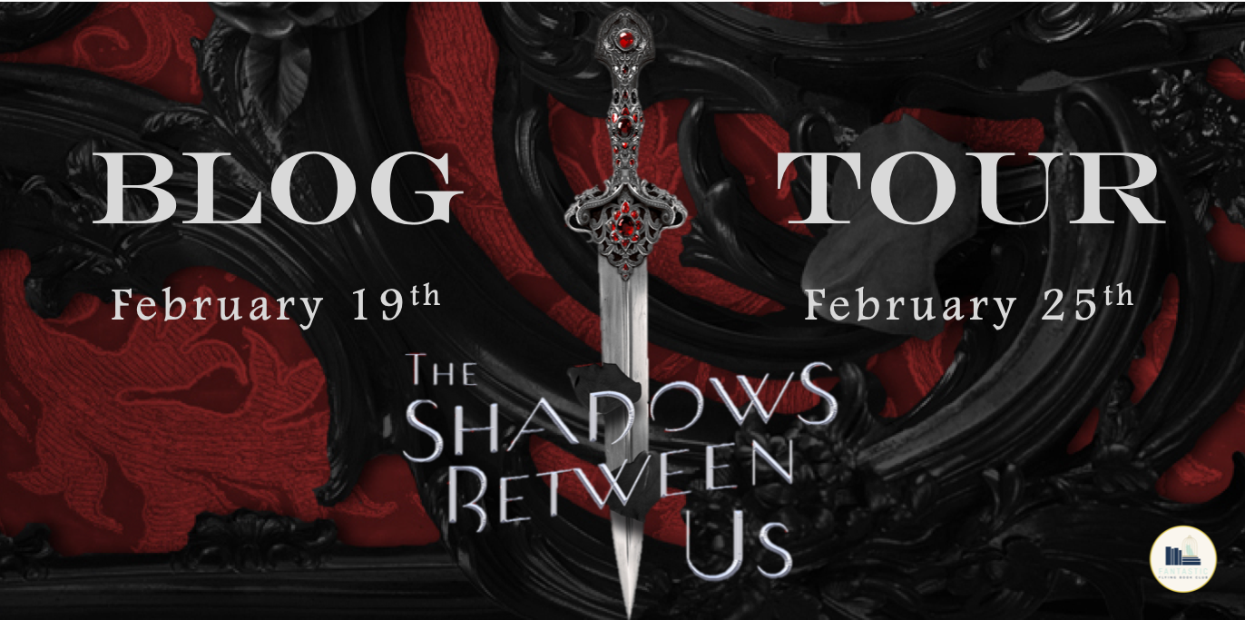 Blog Tour & Guest Post: The Shadows Between Us by Tricia Levenseller